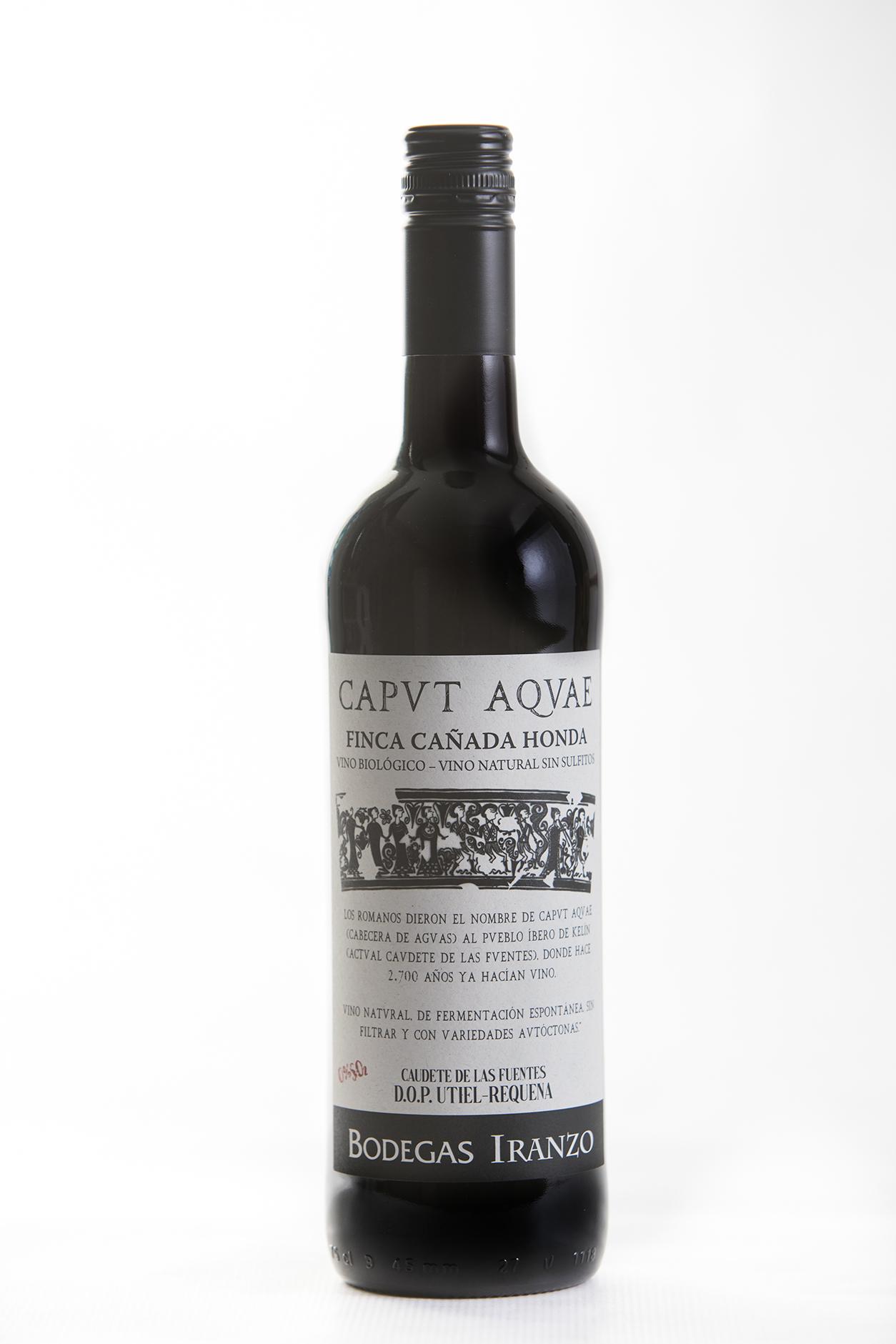 vino natural sin filtrar con levaduras autóctonas