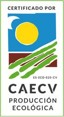 certificado comite agricultura ecologica comunitat valenciana