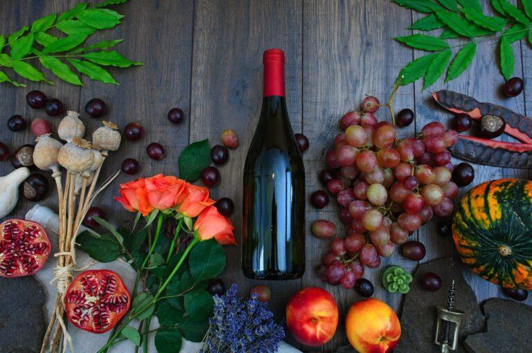 Nuestro vino natural de viñedos ecológicos